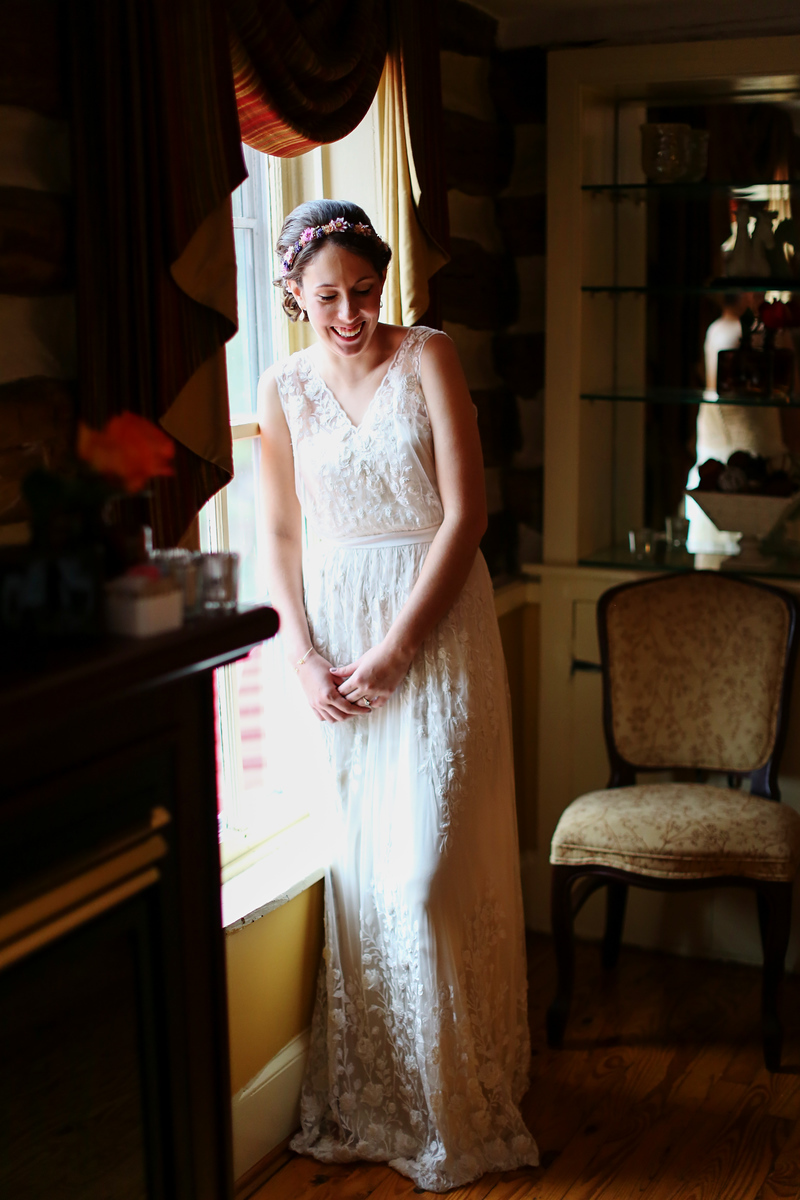 The Comus Inn at Sugarloaf Mountain wedding by Jalapeno Photography.