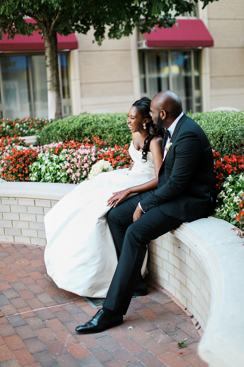 Mandarin Oriental Hotel wedding photos in Washington, DC by Jalapeno Photography.